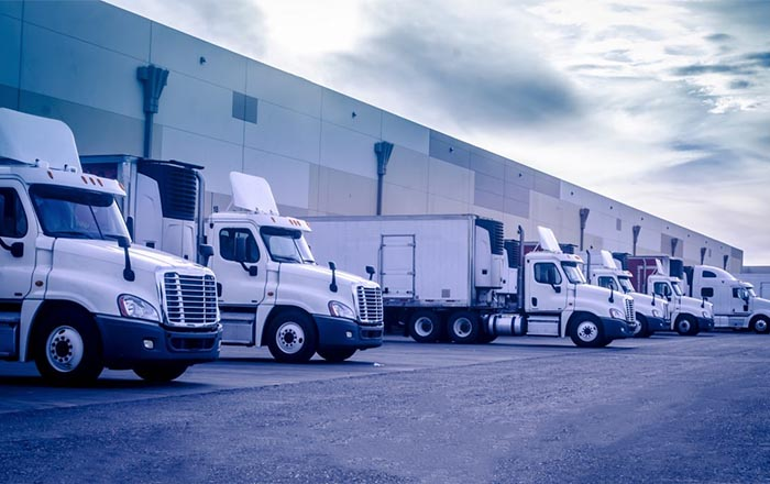 Trinity offers dedicated fleet solutions for a wide range of industries
