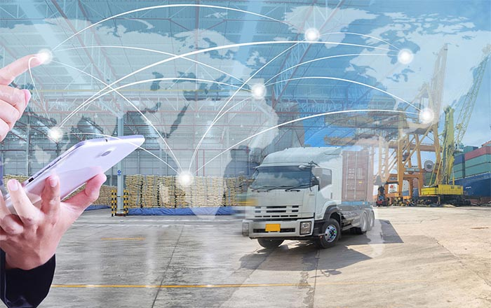 Trinity offers logistics management services throughout the USA